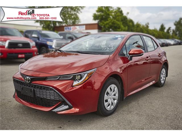 2019 Toyota Corolla Hatchback Base (Stk: 19075) in Hamilton - Image 1 of 16