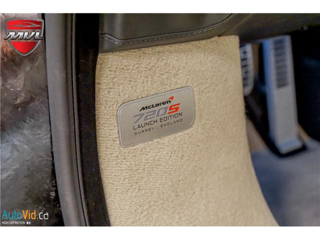 2018 McLaren 720S  (Stk: ) in Oakville - Image 18 of 45