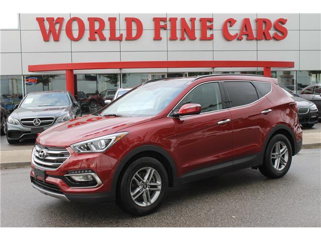 2017 Hyundai Santa Fe Sport 2.4 SE (Stk: 16443) in Toronto - Image 1 of 25