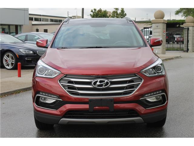 2017 Hyundai Santa Fe Sport 2.4 SE (Stk: 16443) in Toronto - Image 2 of 25