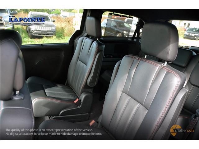 2017 Dodge Grand Caravan GT (Stk: SL17398) in Pembroke - Image 9 of 20