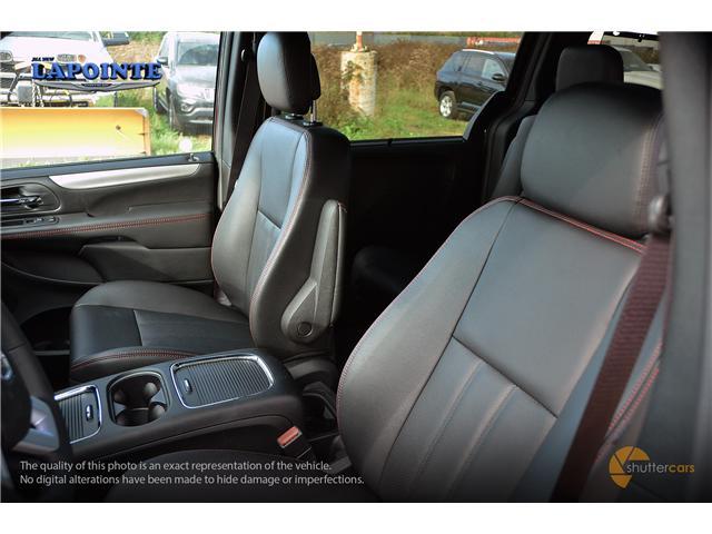 2017 Dodge Grand Caravan GT (Stk: SL17398) in Pembroke - Image 12 of 20