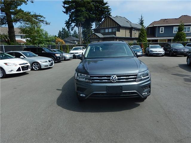 2018 Volkswagen Tiguan Comfortline (Stk: JT116769) in Surrey - Image 25 of 28