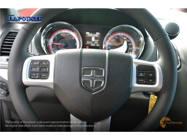 2017 Dodge Grand Caravan GT (Stk: SL17398) in Pembroke - Image 14 of 20