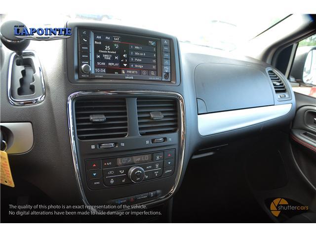 2017 Dodge Grand Caravan GT (Stk: SL17398) in Pembroke - Image 16 of 20