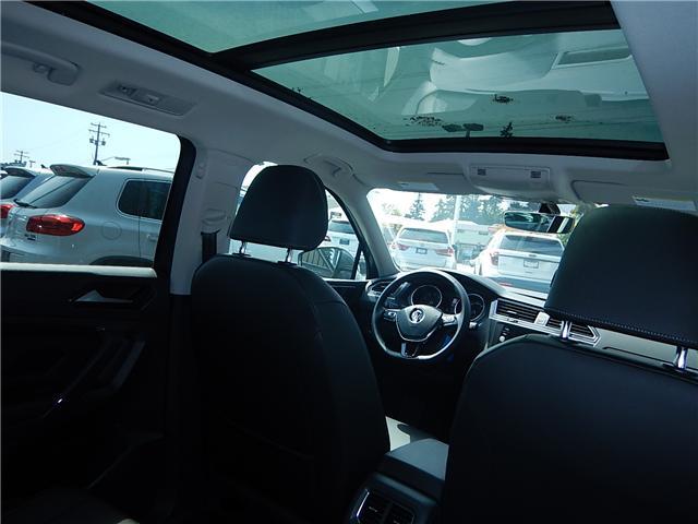 2018 Volkswagen Tiguan Comfortline (Stk: JT116769) in Surrey - Image 21 of 28