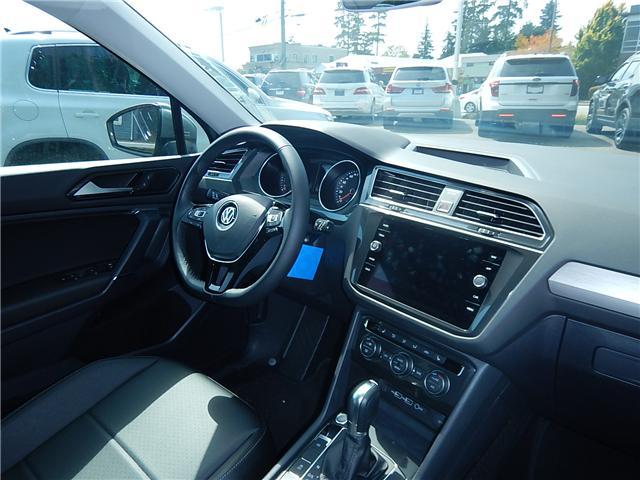 2018 Volkswagen Tiguan Comfortline (Stk: JT116769) in Surrey - Image 19 of 28