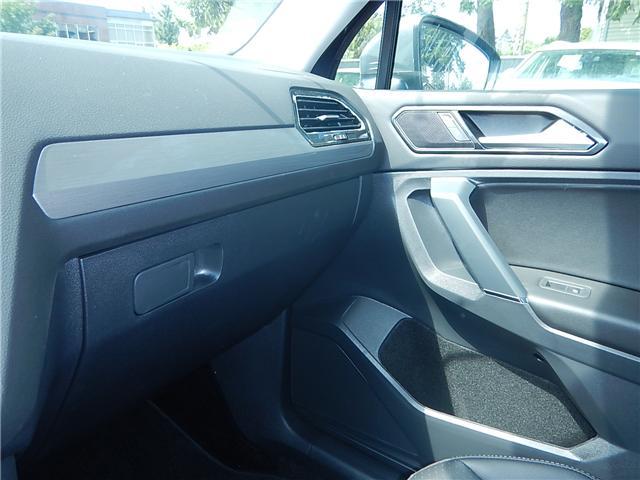 2018 Volkswagen Tiguan Comfortline (Stk: JT116769) in Surrey - Image 16 of 28