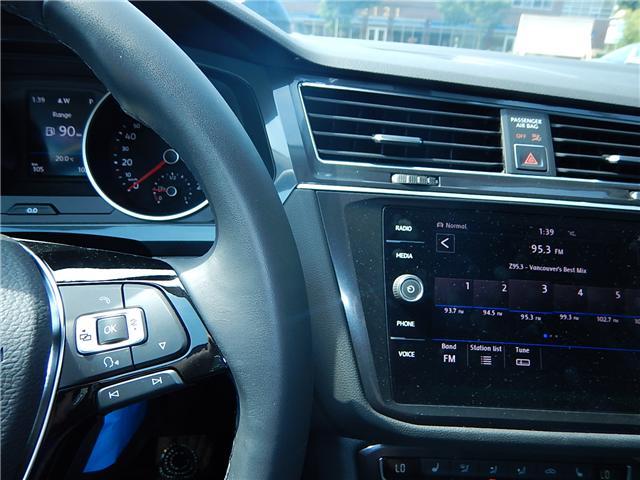 2018 Volkswagen Tiguan Comfortline (Stk: JT116769) in Surrey - Image 8 of 28