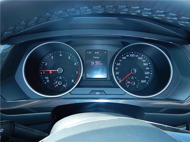 2018 Volkswagen Tiguan Comfortline (Stk: JT116769) in Surrey - Image 9 of 28