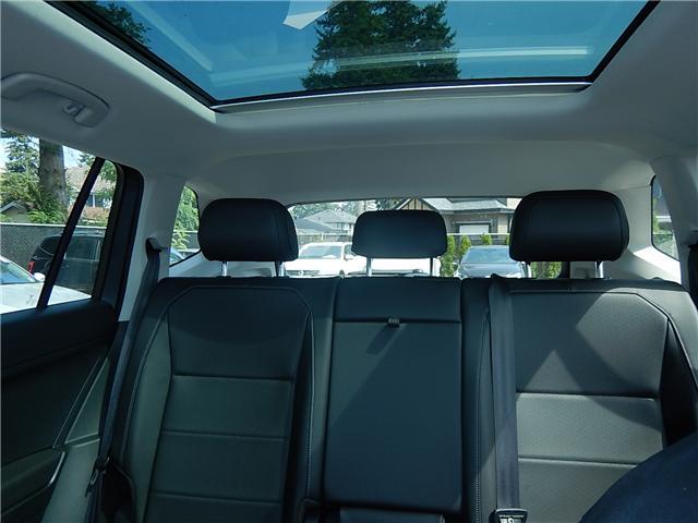 2018 Volkswagen Tiguan Comfortline (Stk: JT116769) in Surrey - Image 24 of 28