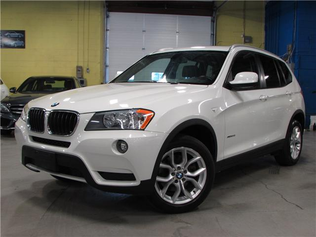 2013 BMW X3 xDrive28i (Stk: F436) in North York - Image 1 of 15