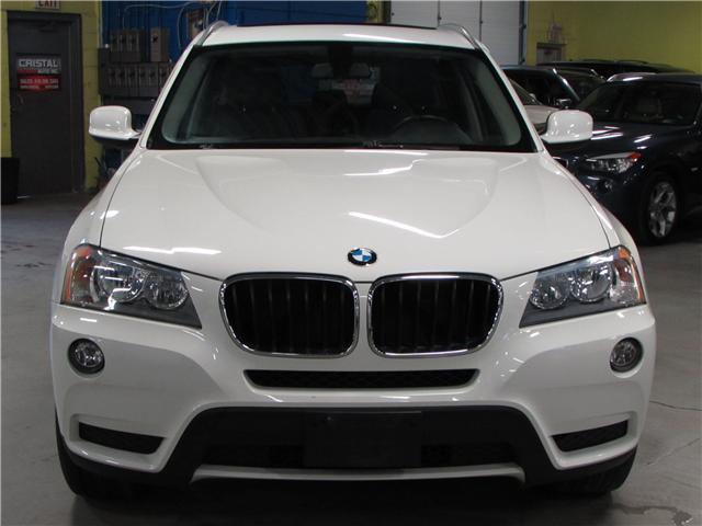 2013 BMW X3 xDrive28i (Stk: F436) in North York - Image 3 of 15