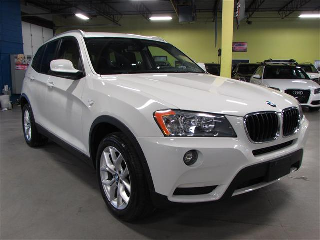 2013 BMW X3 xDrive28i (Stk: F436) in North York - Image 4 of 15