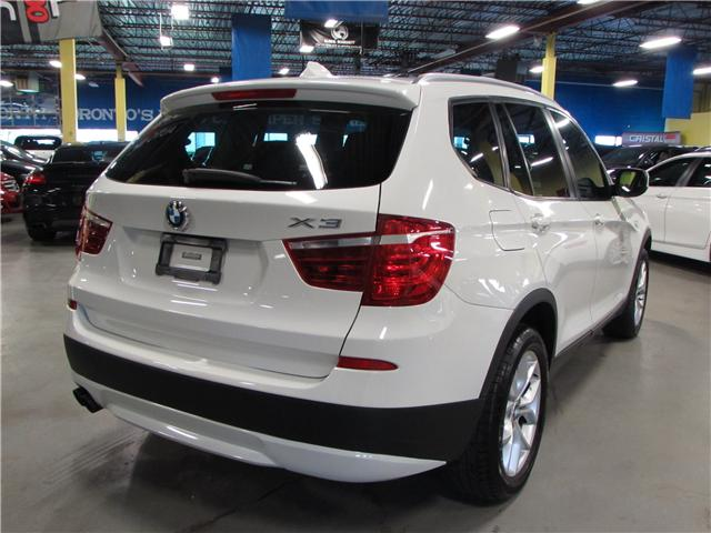 2013 BMW X3 xDrive28i (Stk: F436) in North York - Image 9 of 15