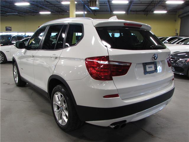 2013 BMW X3 xDrive28i (Stk: F436) in North York - Image 11 of 15