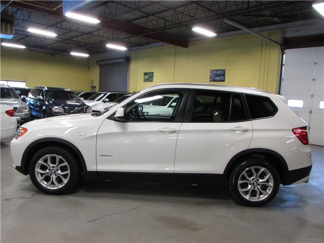 2013 BMW X3 xDrive28i (Stk: F436) in North York - Image 12 of 15