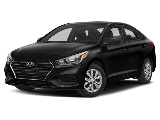 2019 Hyundai Accent Preferred (Stk: 045757) in Whitby - Image 1 of 9