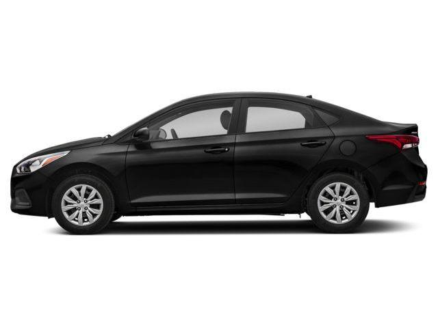 2019 Hyundai Accent Preferred (Stk: 045757) in Whitby - Image 2 of 9