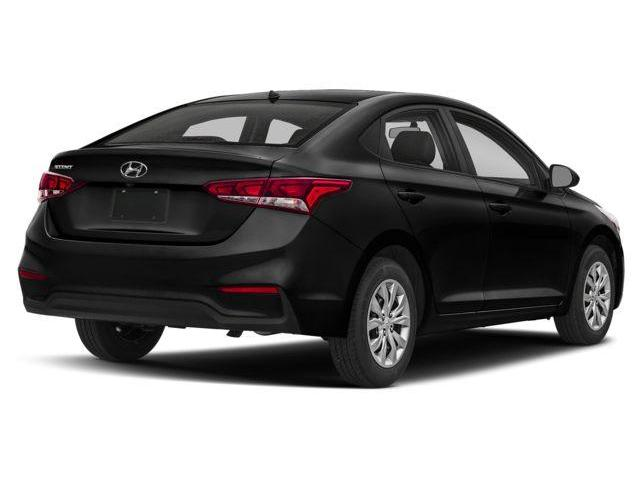 2019 Hyundai Accent Preferred (Stk: 045757) in Whitby - Image 3 of 9