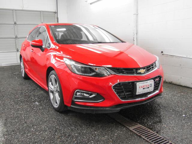2018 Chevrolet Cruze Premier Auto (Stk: J8-82250) in Burnaby - Image 2 of 7