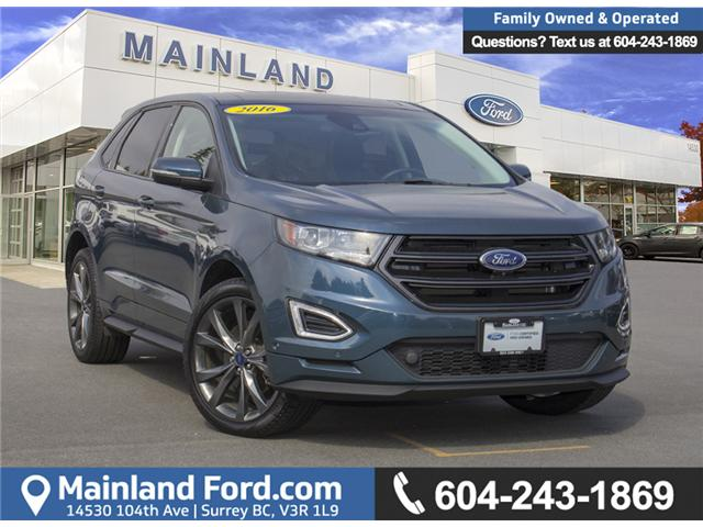 Ford Edge Sport Stk Eda In Surrey Image