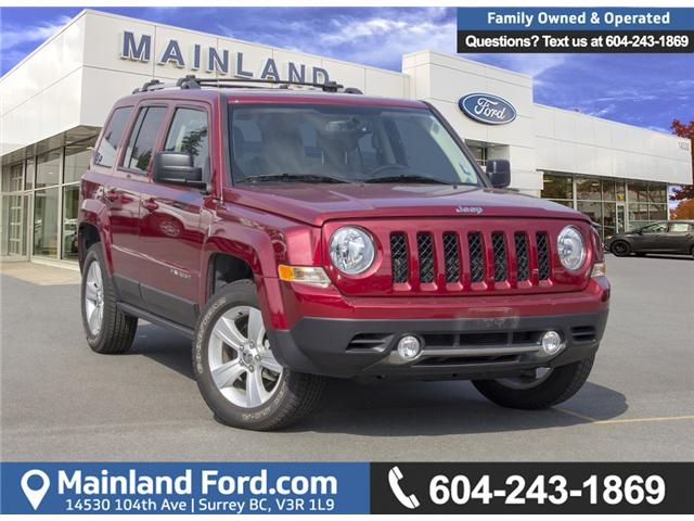 2017 Jeep Patriot Sport/North (Stk: 8F16415A) in Surrey - Image 1 of 25