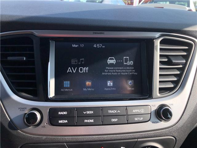 2019 Hyundai Accent Preferred (Stk: 29011) in Saskatoon - Image 17 of 27