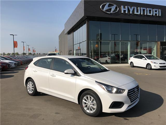 2019 Hyundai Accent Preferred (Stk: 29011) in Saskatoon - Image 1 of 27