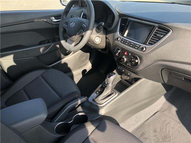 2019 Hyundai Accent Preferred (Stk: 29011) in Saskatoon - Image 24 of 27