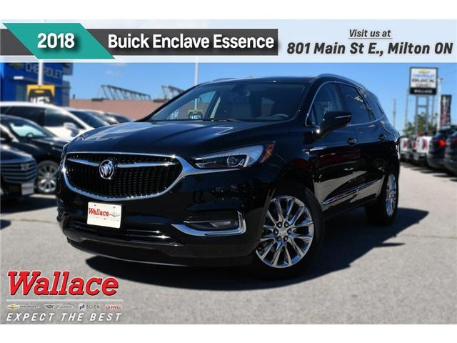 2018 Buick Enclave Essence (Stk: 201635) in Milton - Image 1 of 12