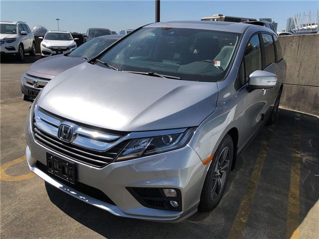 2019 Honda Odyssey EX (Stk: 8K24550) in Vancouver - Image 1 of 4