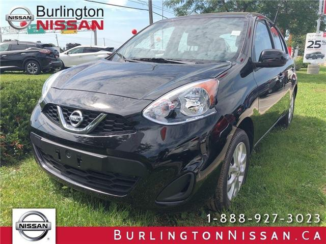 2018 Nissan Micra SV (Stk: X9002) in Burlington - Image 1 of 5