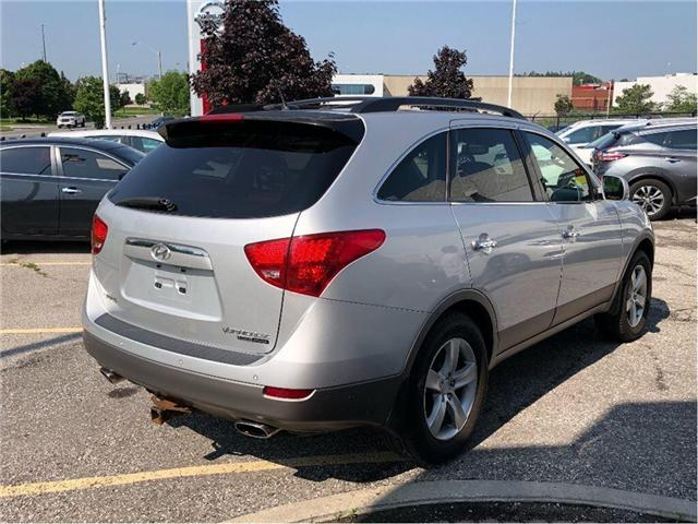 2008 Hyundai Veracruz Limited (Stk: M9536A) in Scarborough - Image 5 of 26
