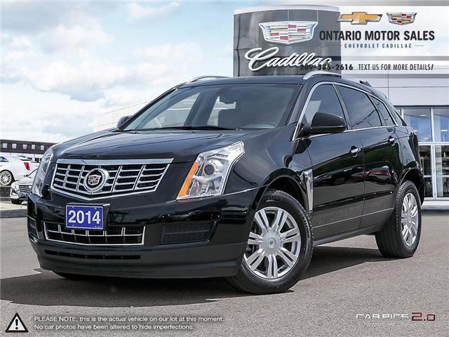 2014 Cadillac Srx Luxury Awd Ultra View Sunroof Heated Seats