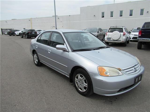 2001 Honda Civic LX-G (Stk: 78047A) in Toronto - Image 1 of 11