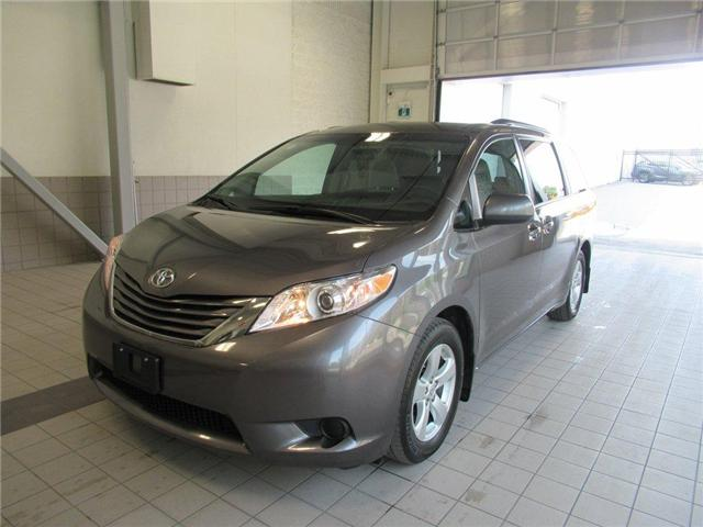 2017 Toyota Sienna LE 8 Passenger (Stk: 15545A) in Toronto - Image 1 of 19