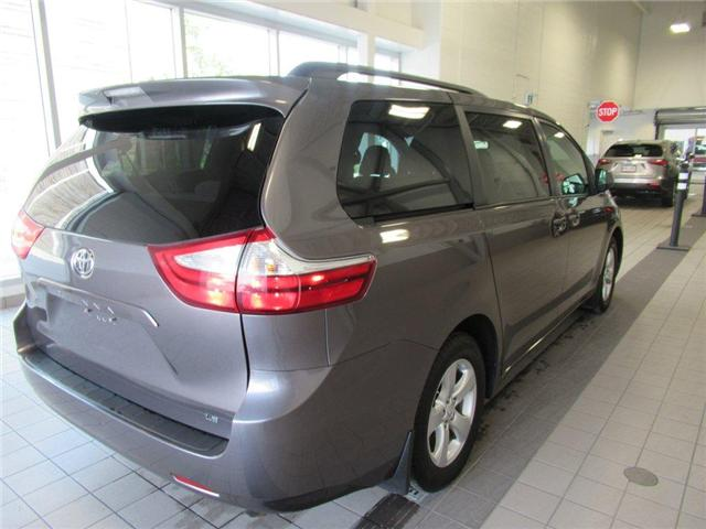 2017 Toyota Sienna LE 8 Passenger (Stk: 15545A) in Toronto - Image 4 of 19