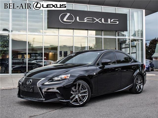 2016 Lexus IS 300 Base (Stk: L0369) in Ottawa - Image 1 of 28