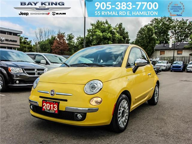 2013 Fiat 500 Lounge (Stk: 6569A) in Hamilton - Image 1 of 14