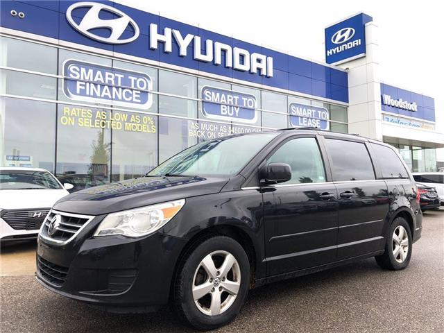 2009 Volkswagen Routan Comfortline (Stk: HD17089B) in Woodstock - Image 2 of 25
