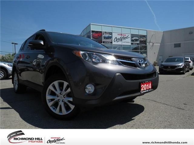 2014 Toyota RAV4  (Stk: 1975P) in Richmond Hill - Image 1 of 20