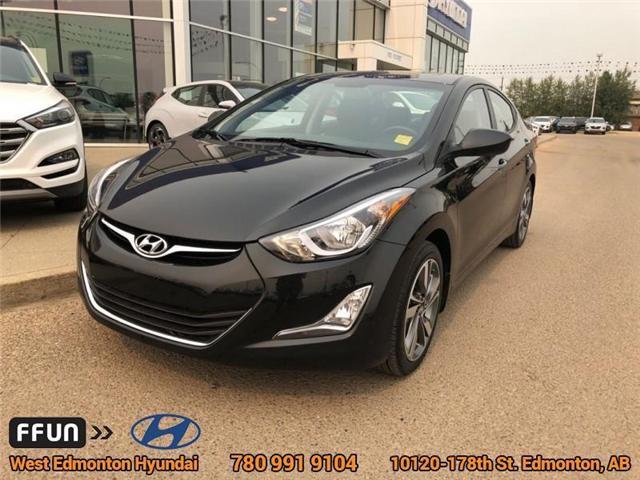2016 Hyundai Elantra GLS (Stk: 84242A) in Edmonton - Image 2 of 20