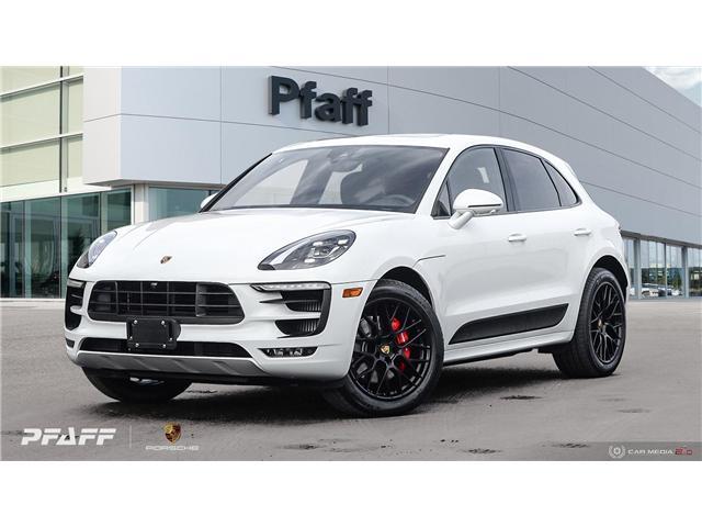 2018 Porsche Macan GTS (Stk: P12469) in Vaughan - Image 1 of 25