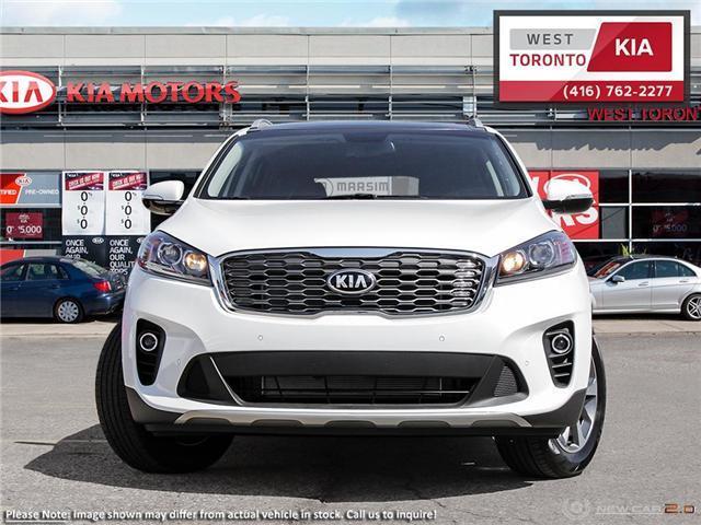 2019 Kia Sorento 3.3L EX+ (Stk: 19140) in Toronto - Image 2 of 23