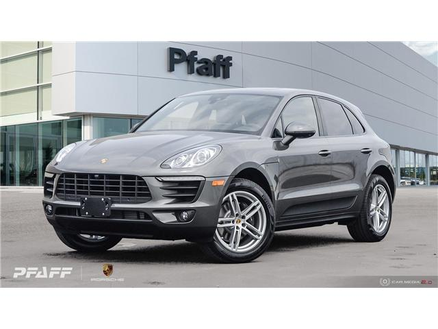 2018 Porsche Macan  (Stk: P12967) in Vaughan - Image 1 of 25