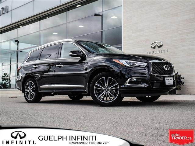 2018 Infiniti QX60 Base (Stk: I6522) in Guelph - Image 1 of 24