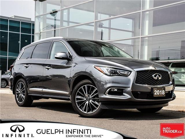 2018 Infiniti QX60 Base (Stk: i6456) in Guelph - Image 1 of 25