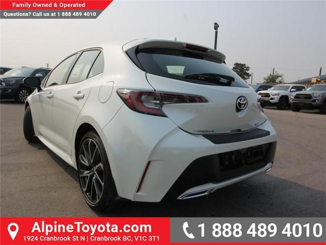 2019 Toyota Corolla Hatchback Base (Stk: 3002496) in Cranbrook - Image 3 of 15