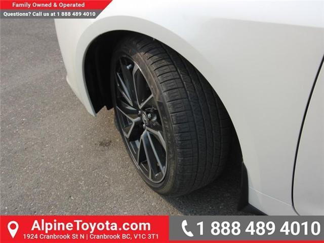 2019 Toyota Corolla Hatchback Base (Stk: 3002496) in Cranbrook - Image 15 of 15